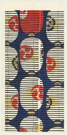 夏祭りの提灯 [Summer Festival Lanterns] - 加藤晃秀[Teruhide Kato] Japanese Patterns, Japanese Art, Japanese Textiles, Japanese Design, Japanese Painting, Japanese Prints, Japanese Culture, Tokio, Art Paysage