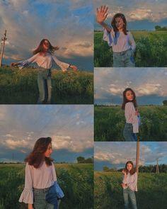 Creative Portrait Photography, Portrait Photography Poses, Photography Poses Women, Best Photo Poses, Girl Photo Poses, Stylish Photo Pose, Photographie Portrait Inspiration, Applis Photo, Instagram Pose
