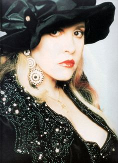 Stevie Nicks one of my heroines <3