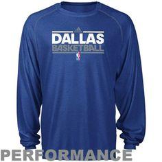 Dallas Basketball Long Sleeve Tee