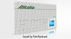 IT-AE-04 Alitalia / American Express and First Bancard Miles with financial partners and insurance companies