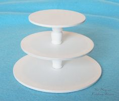 This listing is for 1 three tier treat stand for and 18 doll. It is perfect for your doll to display treats, snacks, or cupcakes. Brownies