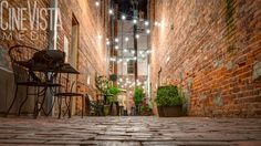 Bootlegger's Alley - Fort Myers, FL by CineVistaMedia. This photo is from downtown Fort Myers, FL. This alley is known as Bootlegger's Alley.