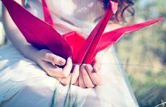 Lecţia de origami