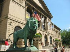 Chicago Art Museum, IL