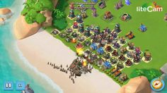Boom Beach : Defending Base : Hammerman : Stage 7 - Hot Pot III (8 Sep 2...