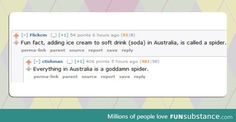 Australia fun fact
