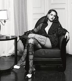 Kristen Stewart in new 'Paris in Rome' Chanel campaign pictures - Mirror Online