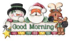 Good Morning winter morning christmas good morning graphic good morning greeting good morning comment