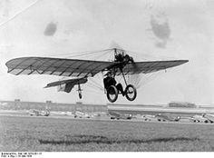 #flighttest 17 August 1909 First flight of the Grade monoplane