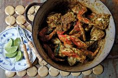 Leelaw's Chilaw Crab Curry | Lucky Peach