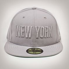Viral Pinner  New Era Cap in Black   Grey Ace Hotel New York - f. acf447a29166