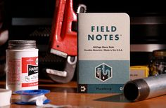 Workshop Companion, by Field Notes