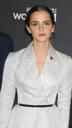 Emma Watson. Love her look!