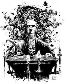 Casa de libros perdidos: H.P. Lovecraft, el maestro de las pesadillas...