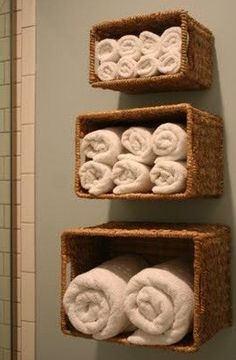 Bathroom Towel Storage Ideas U2013 14 Smart And Easy Ways