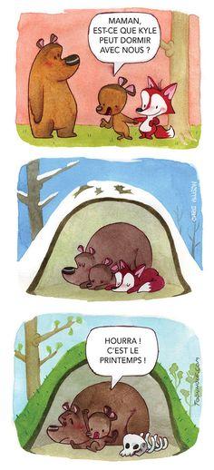 20 illustrations hilarantes aux chutes inattendues... Il n'y a aucune limite !