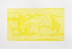 Roy Lichtenstein  Haystack #1, 1969