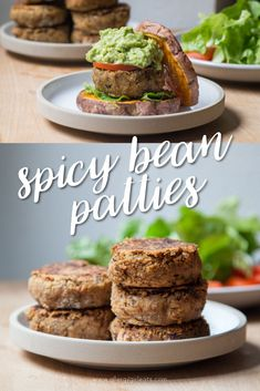 Spicy Bean Patties are crispy on the outside and soft on the inside and taste good warm or cold. These Bean Patties are one of my favourite go-to meals because they are easy to throw together and make excellent leftovers. If food prep is one of your New Year resolutions, then I highly suggest adding …