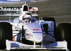 1999 Rubens Barrichello Stewart-Ford