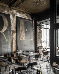 530 beste afbeeldingen van Restaurant in 2018 - Cafe interior ...