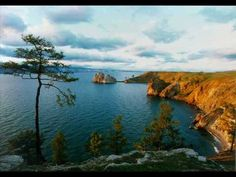 Lake Baikal - 'The Pearl of Siberia'. The oldest million years) and deepest freshwater lake in the world. Also one of the clearest. Border of Siberia and Mongolia Lago Baikal, Angel Falls, Lake Baikal Russia, Places To Travel, Places To See, Siberia Russia, Vladimir Putin, Wonders Of The World, Beautiful Places
