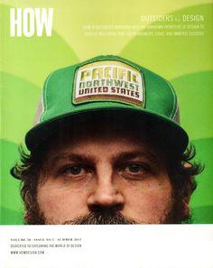 HOW Design Magazine  http://subscriptions.howdesign.com/How/Magazine