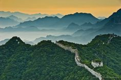 China Great Wall by Michel Bricteux on 500px