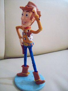 Woody, Toy Store, Topo de bolo