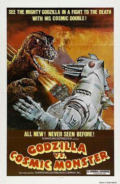 Godzilla vs Mechagodzilla!