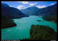 Diablo Lake in the North Cascades.. shame I don't have time to drive the loop this year.