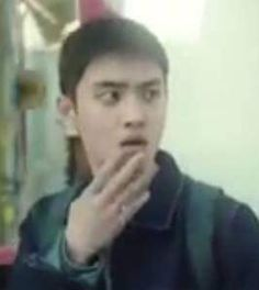 Meme Faces, Funny Faces, Exo Memes, Meme Lord, Park Chanyeol, Cute Images, Derp, Kyungsoo, Reaction Pictures