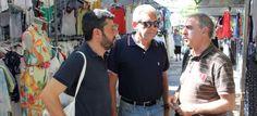 Manuel Domínguez y José Martínez Olmos afirman que la única alternativa para acabar con los recortes de Rajoy es el PSOE