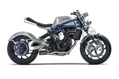 Euro Fighter: Avon Tyres' wild BMW F800S | Bike EXIF
