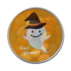 Got Ghost - Cute and Funny Happy Halloween