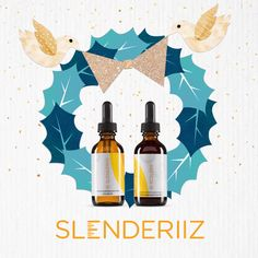 Is your New Year resolution to slim down? Do it naturally with the Slenderiiz system of homeopathic weight loss drops. Stay full longer, lose weight twice as fast and have more energy. Slenderiiz.com/cleanandpure