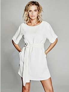 Emelie T-Shirt Dress | GUESS by Marciano