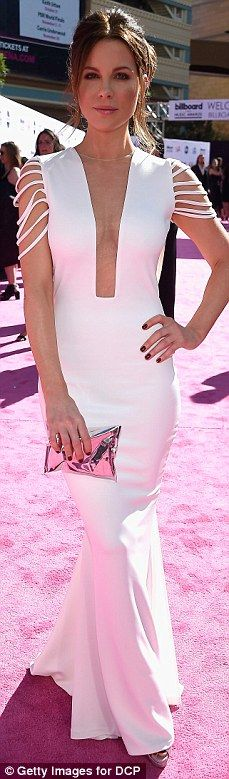 Short and slinky! Ciara, Britney Spears, Mila Kunis and Kate Beckinsale brought the glamou...