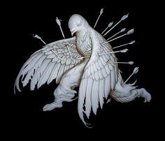Washizu by James Jean x Jeff Staple x Mighty Jaxx Sculpture | The Toy Chronicle