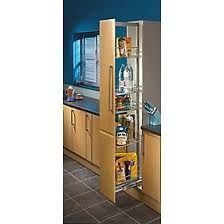 Budget Kitchen Furniture Our Pick Of The Best Pinterest Larder Unit Freestanding Kitchen