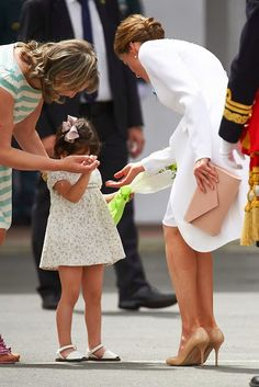 Queens & Princesses - Queen Letizia attended a military ceremony of the Guardia Civil which was held in Vitoria.