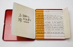 ARTISTS' BOOKS: Xu Bing
