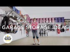 Garage Shelving | Monkey Bar Storage