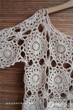 Crochet Amigurumi - Croch Amigurumi C Croch - Diy Crafts - maallure Débardeurs Au Crochet, Crochet Tunic Pattern, Crochet One Piece, Crochet Shirt, Crochet Jacket, Thread Crochet, Crochet Cardigan, Crochet Scarves, Irish Crochet