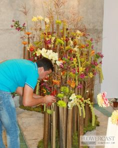 'Russian Cup 2012', Moscow, 11-12.09.2012   FLOWERCAST.COM   All about flower design, floristics.