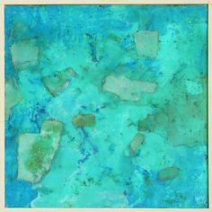 Anne StahlGem. A series of encaustic paintings by Anne Stahl