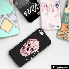 Make a phone case using your Instagram pics and fav photos!