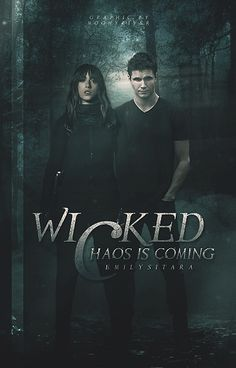 Wicked // Book Cover by moonxriver.deviantart.com on @DeviantArt