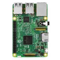 🏷️🐼 Raspberry Pi Model 3 B Expansion Board Electric DIY Component - 30.66€    Raspberry Pi Model 3 B Expansion Board On-board WiFi / Bluetooth 4.1 Description: Raspberry Pi Model 3 B expansion board adopts 1.2GHz 64-bit quad-core ARM Cortex-A53 CPU, which is faster than ordinary Raspberry Pi board. On-board WiFi and Bluetooth can achieve faster connection without the...  #BonsPlans, #Deals, #Discount, #Gearbest, #Promotions, #Raspberry, #Réduc