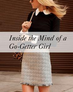 Inside the Mind of a Go-Getter Girl - Elana Lyn